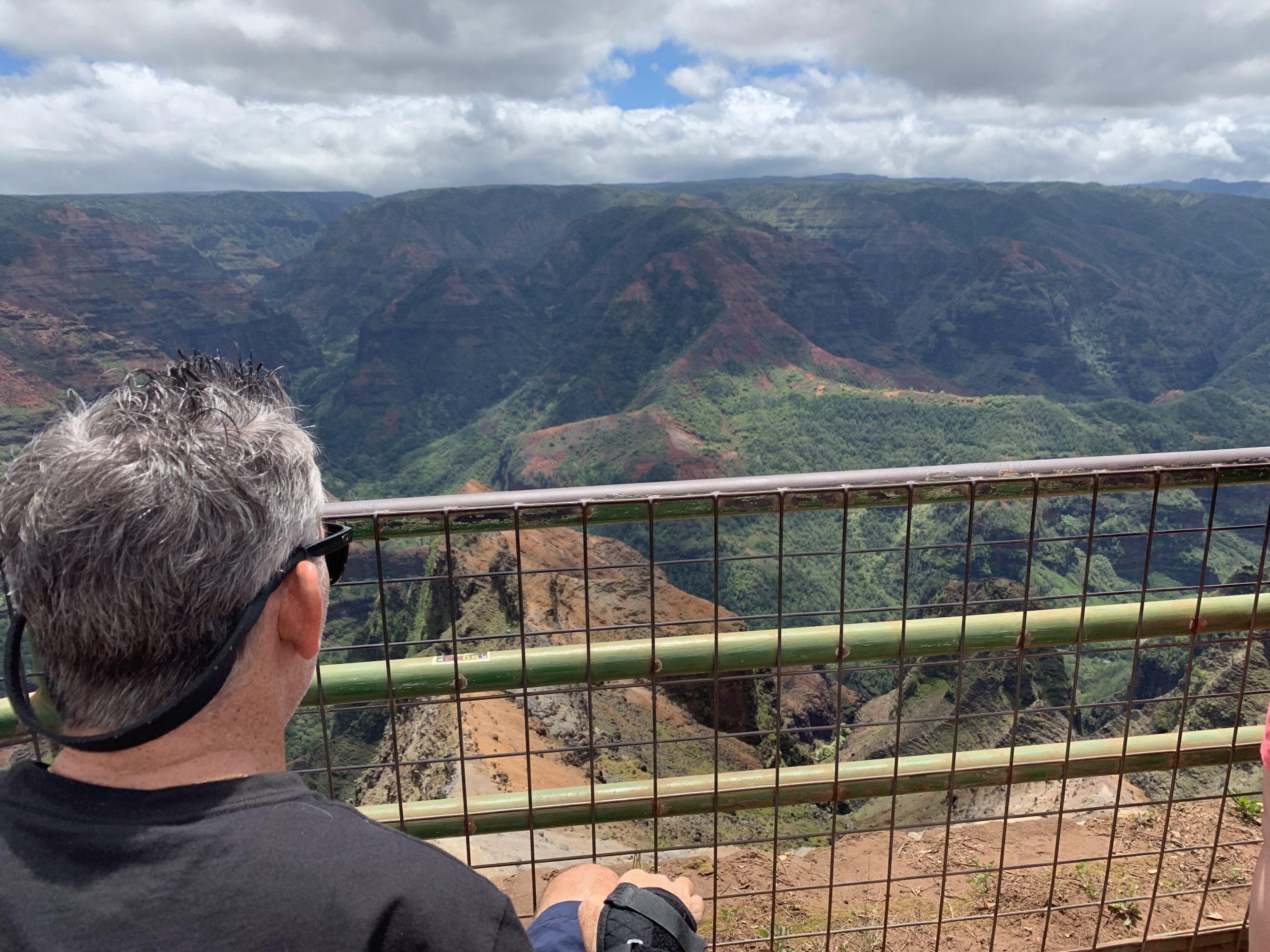 Hot Tubbin' in Hawaii