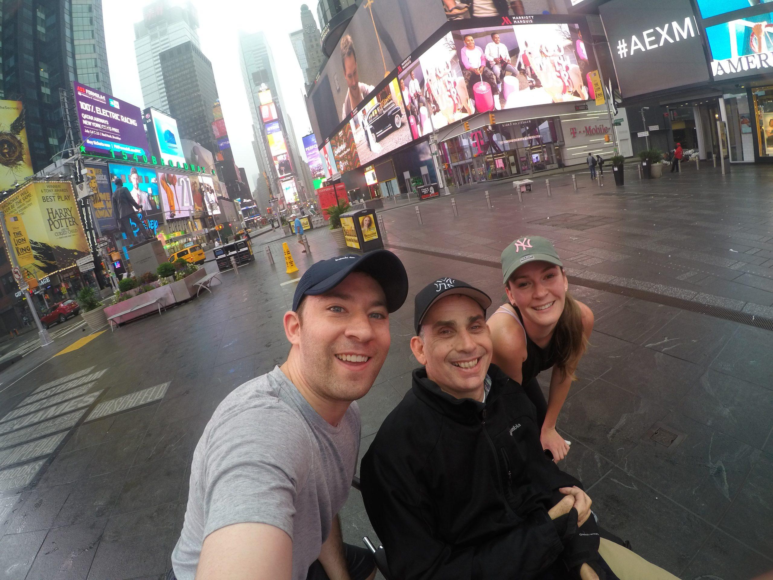 New York Stay